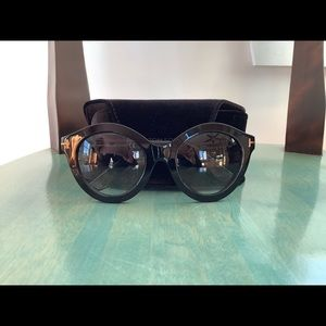"""Tom Ford Made in Italy """"Chiara"""" Sunglasses"""